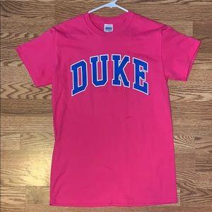 Duke T-shirt.